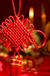 Traditional Chinese wedding elementsの写真素材 [FYI02856416]