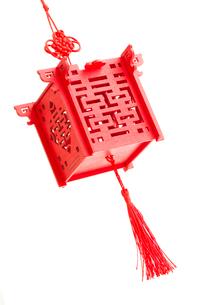Traditional Chinese wedding elementsの写真素材 [FYI02856468]