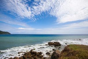 Kenting coast in Taiwan, Chinaの写真素材 [FYI02856859]