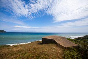 Kenting coast in Taiwan, Chinaの写真素材 [FYI02857048]
