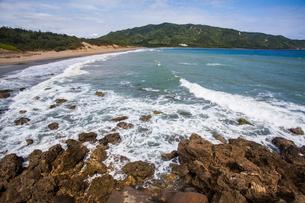 Kenting coast in Taiwan, Chinaの写真素材 [FYI02857146]