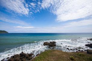 Kenting coast in Taiwan, Chinaの写真素材 [FYI02857234]