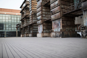 799 Art district in Beijingの写真素材 [FYI02857260]