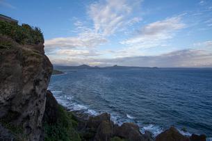 Kenting coast in Taiwan, Chinaの写真素材 [FYI02857307]