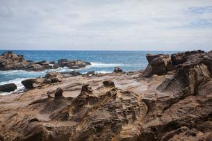Kenting coast in Taiwan, Chinaの写真素材 [FYI02857385]