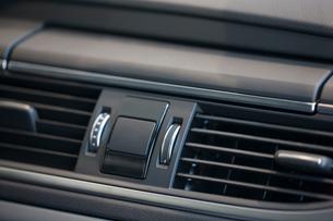 Car ventilation ventの写真素材 [FYI02857503]