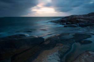 Coast, Ramsvik in Smogen, Bohuslan, Sweden, Europeの写真素材 [FYI02860743]