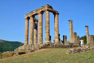 Temple of Antas, Carthaginian-Roman temple, nearの写真素材 [FYI02860881]