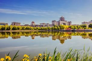 Beijing West Railway Stationの写真素材 [FYI02860896]
