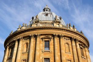 Radcliffe Camera, Oxford, Oxfordshire, Englandの写真素材 [FYI02860913]