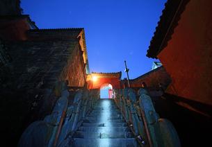 Wudang mountains;Hubei Province;Chinaの写真素材 [FYI02860937]
