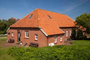 """""""""""Altes Zollhaus"""""""", or """"""""Old Customs House"""""""", museumの写真素材 [FYI02861071]"""