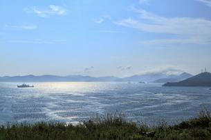 The blue seaの写真素材 [FYI02861092]