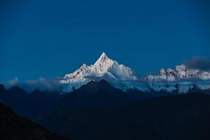 Meili Snow Mountainの写真素材 [FYI02861104]