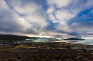 Overlooking of Napa Haiの写真素材 [FYI02861163]