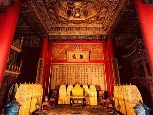 Beijing ,Forbidden City,Chinaの写真素材 [FYI02861188]