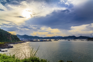 Dongping fishing port,Yangjiang, Guangdong, Chinaの写真素材 [FYI02861226]