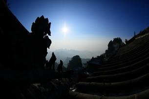 Wudang mountains;Hubei Province;Chinaの写真素材 [FYI02861319]