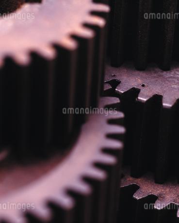 歯車の写真素材 [FYI02861779]