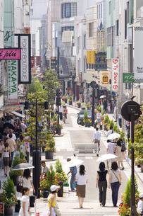 元町商店街の写真素材 [FYI02862038]