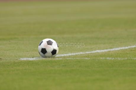 サッカーボールの写真素材 [FYI02863074]
