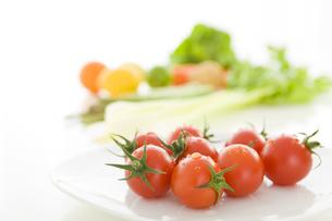 トマトと野菜の写真素材 [FYI02866150]