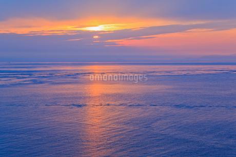 播磨灘夕景の写真素材 [FYI02866388]