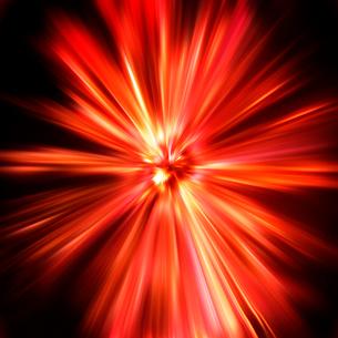 爆発の写真素材 [FYI02866434]
