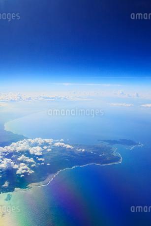 エスカルパダ岬と西方向の海岸の写真素材 [FYI02867994]