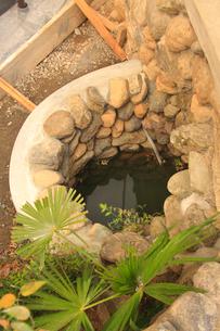 真田屋敷跡の井戸跡の写真素材 [FYI02868279]