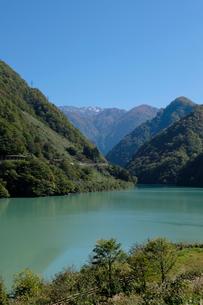 うなづき湖の写真素材 [FYI02870264]