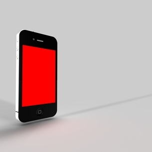 スマートフォンの写真素材 [FYI02871470]