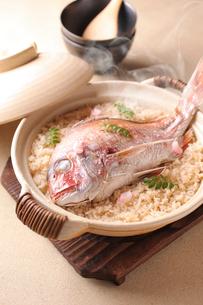 鯛飯の写真素材 [FYI02871668]