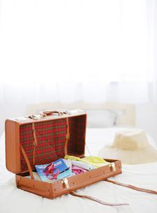スーツケースの写真素材 [FYI02873915]