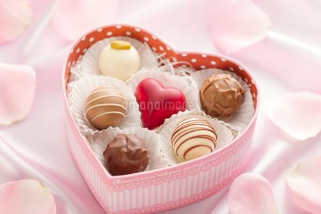 バレンタインチョコレートの写真素材 [FYI02878720]