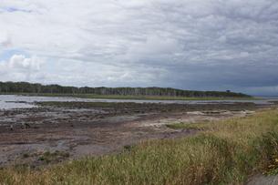 野付半島の風景 ナナワラの写真素材 [FYI02893566]