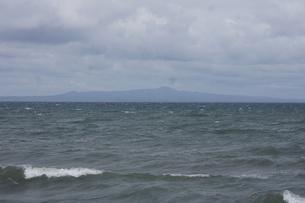 野付半島の風景 (根室湾)の写真素材 [FYI02893580]