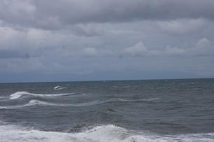 野付半島の風景 (根室湾)の写真素材 [FYI02893581]