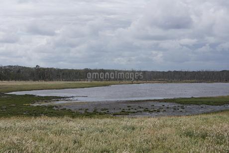 野付半島の風景 ナナワラの写真素材 [FYI02893586]