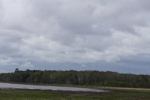 野付半島の風景 ナナワラの写真素材 [FYI02893598]