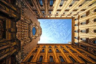 サンタ・マリア・モンセラート修道院付属大聖堂の写真素材 [FYI02896055]