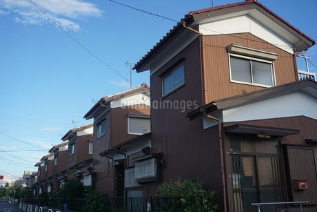 住宅の写真素材 [FYI02898262]