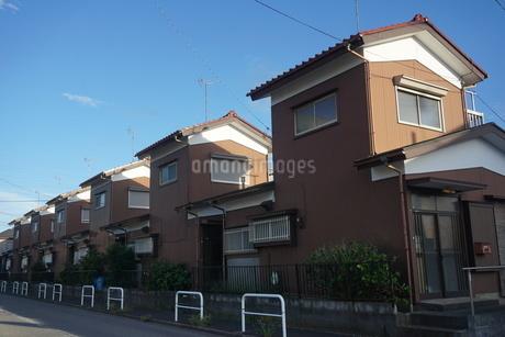 住宅の写真素材 [FYI02898264]