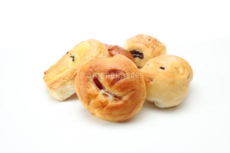 いろいろな調理パンの写真素材 [FYI02908528]