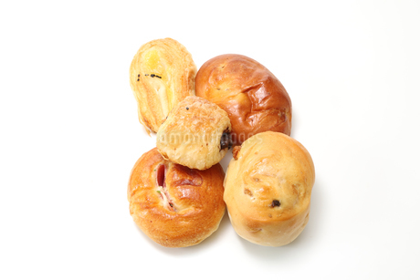 いろいろな調理パンの写真素材 [FYI02908532]