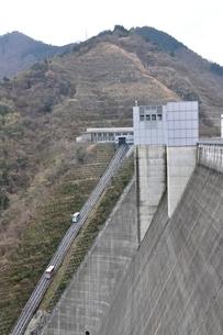 宮ヶ瀬ダムの写真素材 [FYI02910819]
