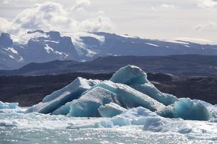 パタゴニアの氷河の写真素材 [FYI02912956]