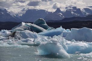 パタゴニアの氷河の写真素材 [FYI02912957]