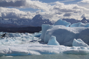 パタゴニアの氷河の写真素材 [FYI02912958]