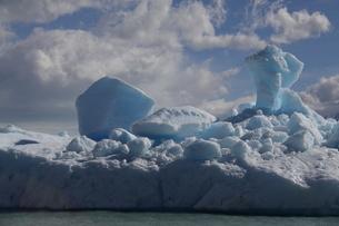パタゴニアの氷河の写真素材 [FYI02912959]